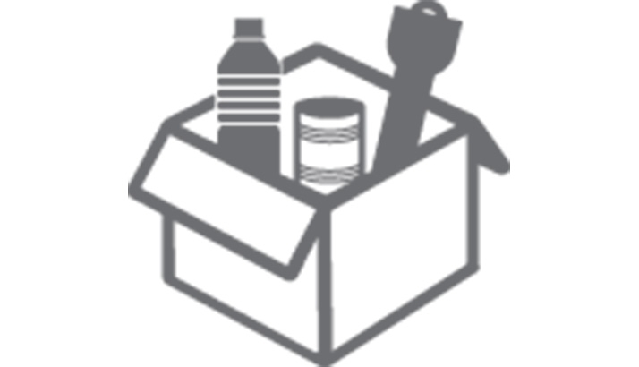 Relief items icon