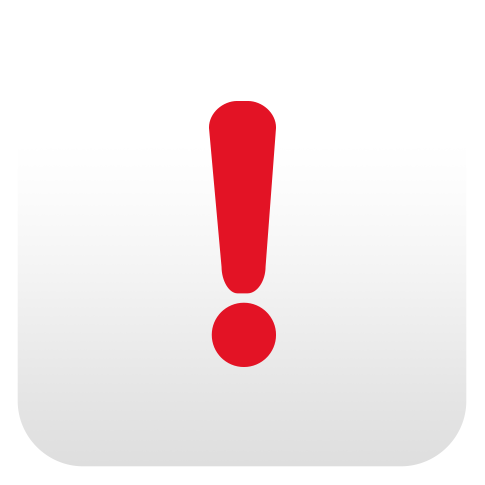 mobile app emergency icon