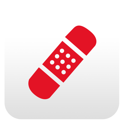 Mobile Apps First Aid Icon