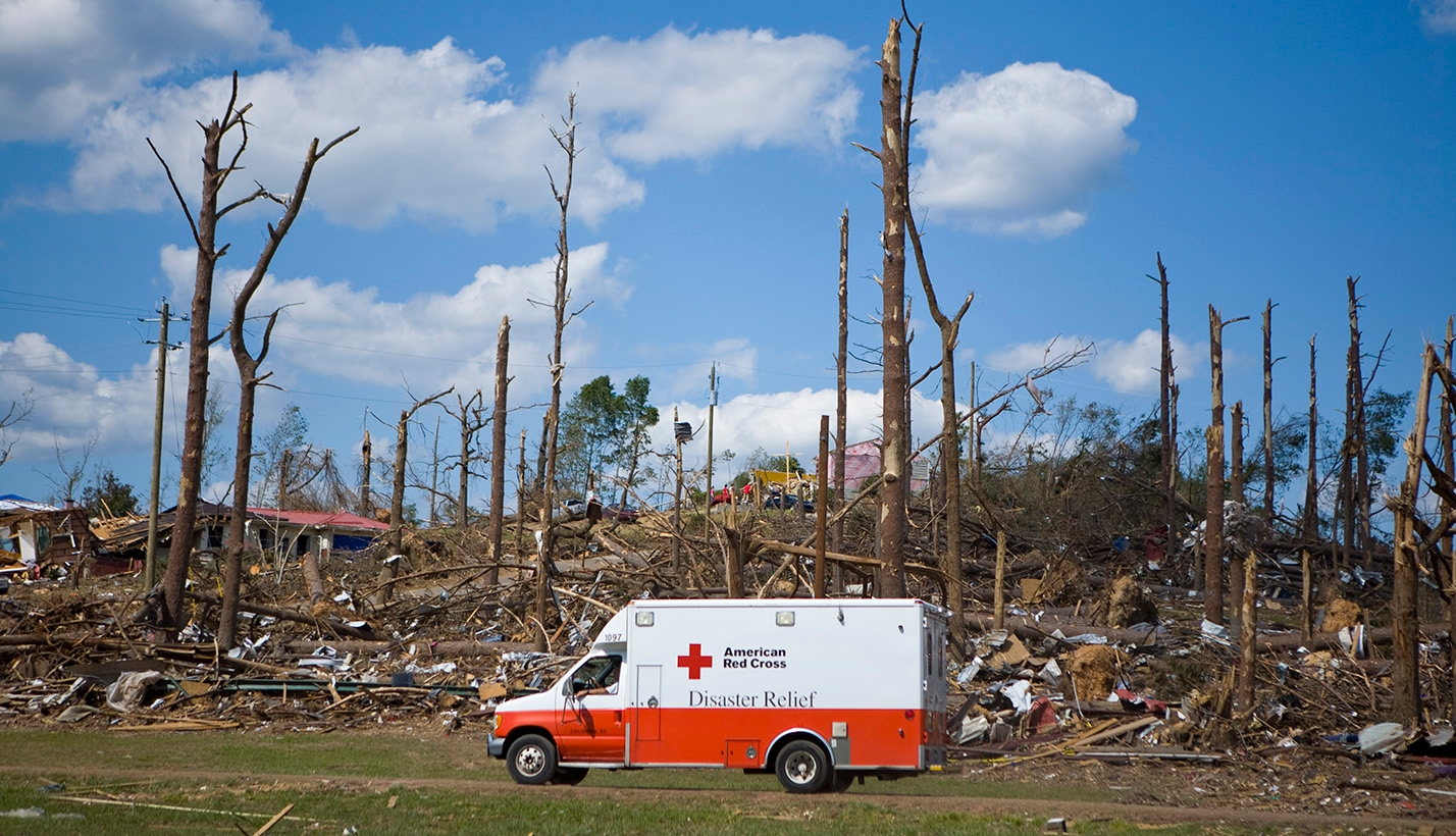 disaster relief images