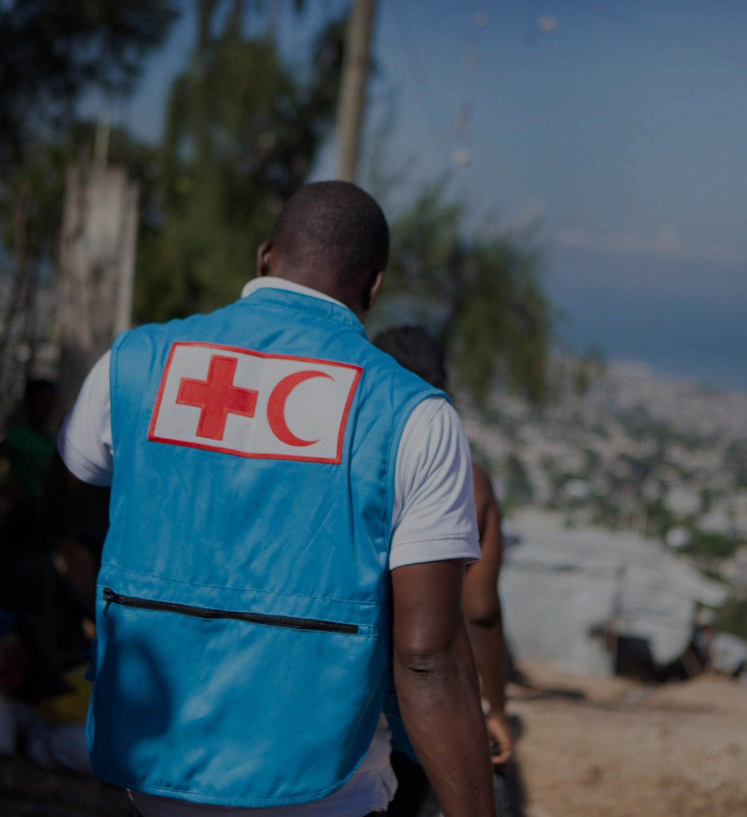 haiti volunteer