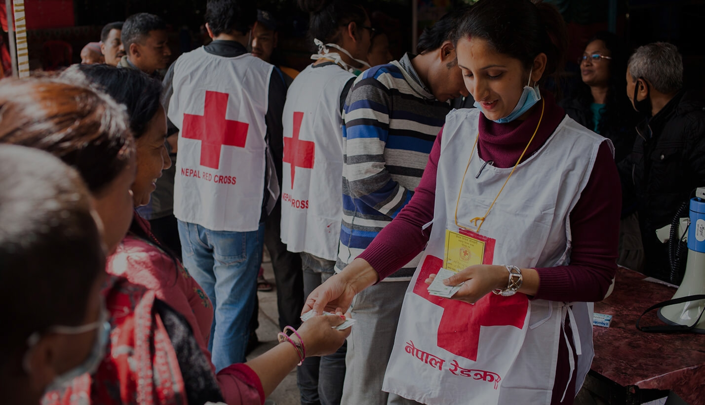 International Services - Nepal Earthquake