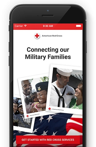 Services To The Armed Forces | Washington DC | American Red Cross