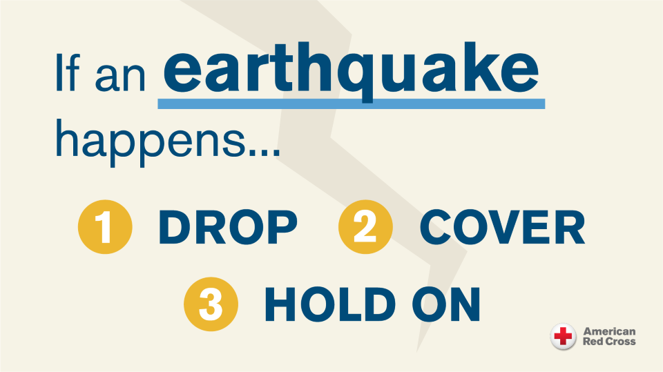 Earthquake ShakeOut