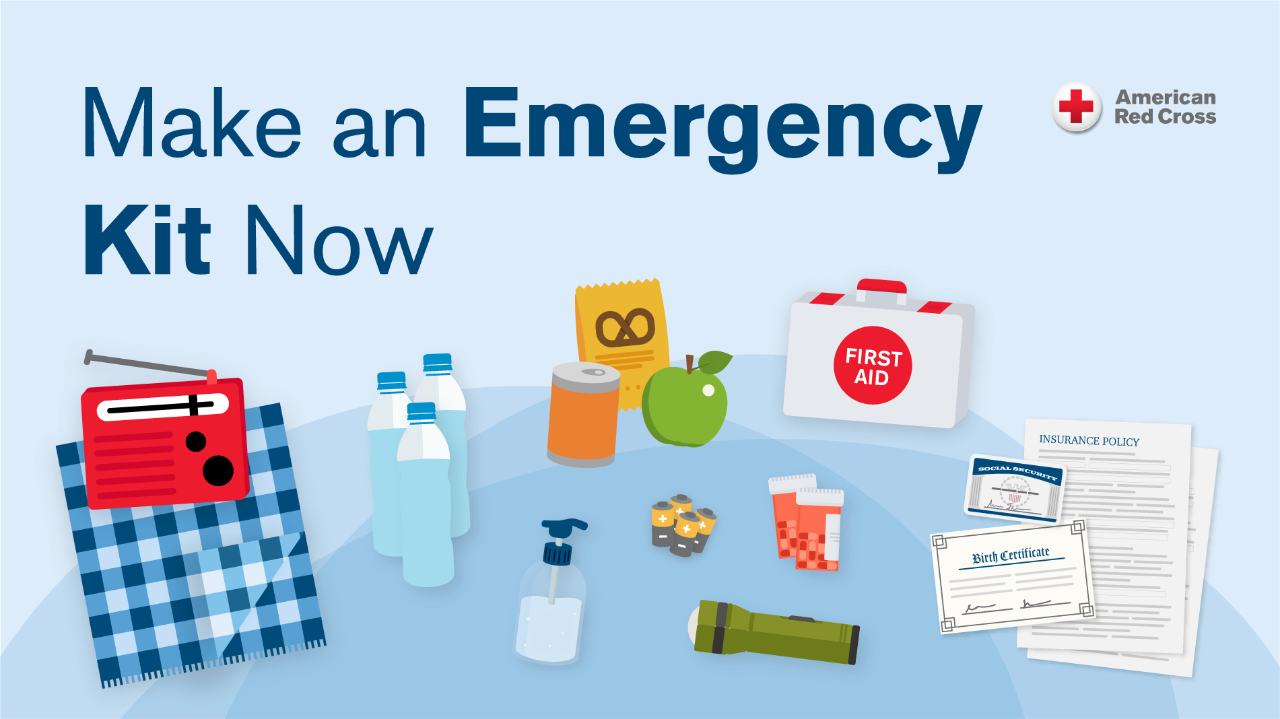 Make and Emergency Kit Now