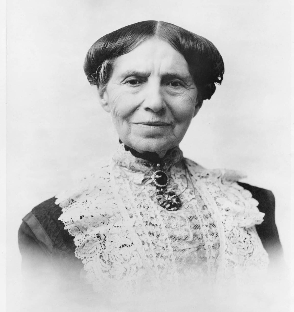 Clara Barton risked her life to bring supplies and support to soldiers in the field during the Civil War.