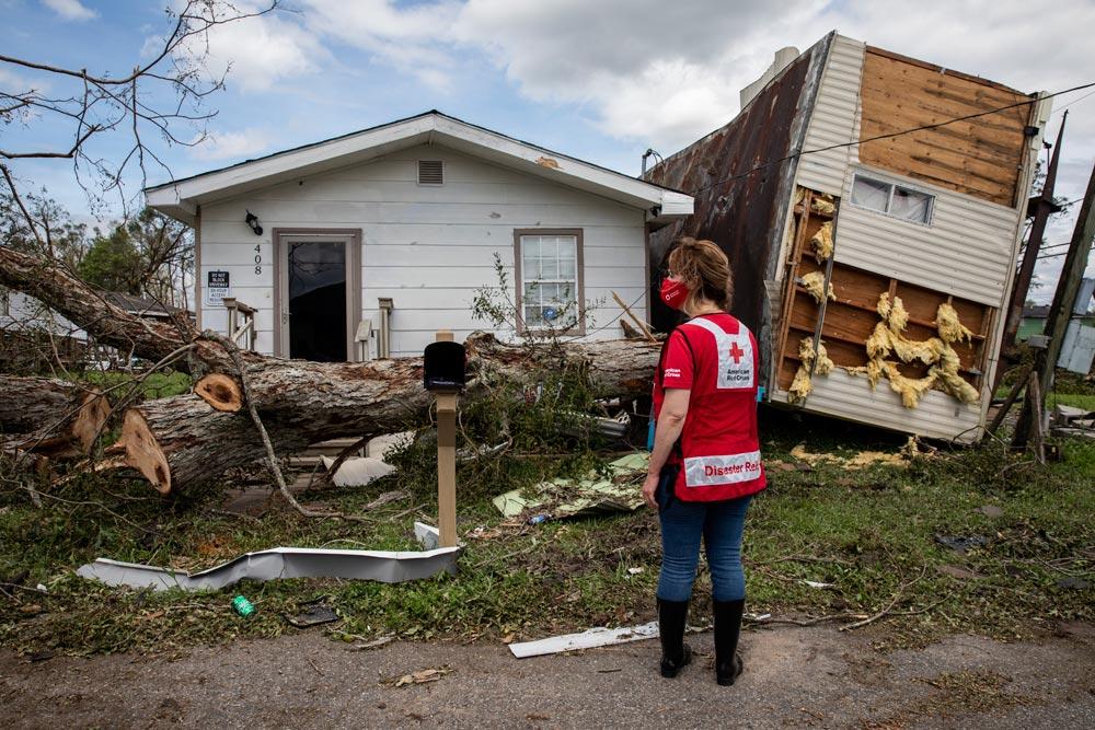 Red Cross Helping Coast to Coast