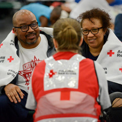 A Year Later, Red Cross Still in Texas Helping Hurricane
