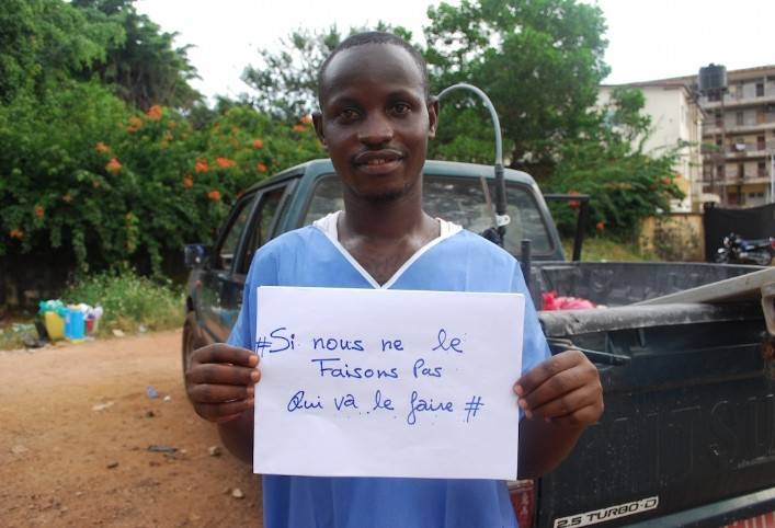 Guinea is Ebola Free: Red Cross Volunteers Helped Make it Happen