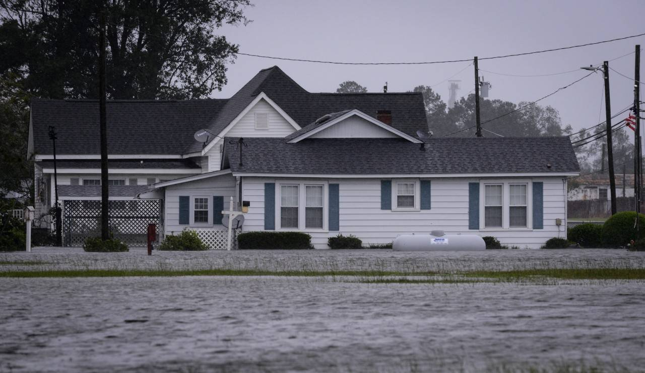 September 15, 2018. Faison, North Carolina.