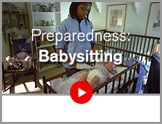 Preparedness: Babysitting