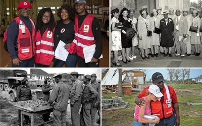 Red Cross Celebrates African American History Month