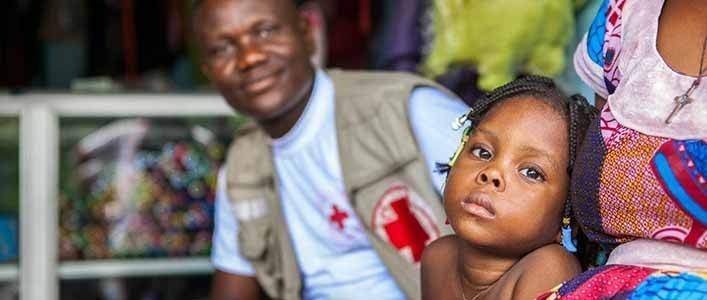 Benin's national campaign: Measles and Rubella initiative.