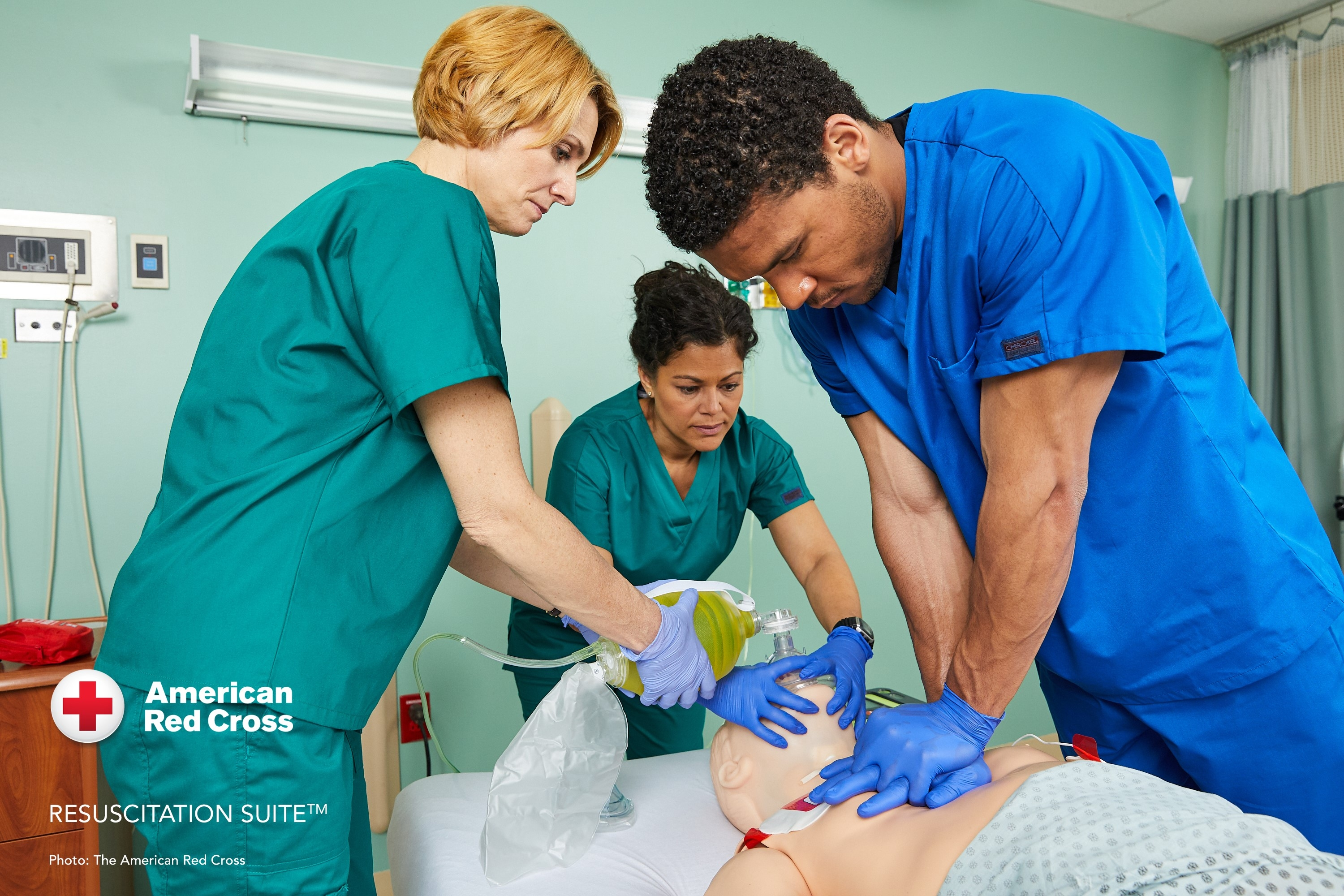 American Red Cross Launches Resuscitation Education Suite ...