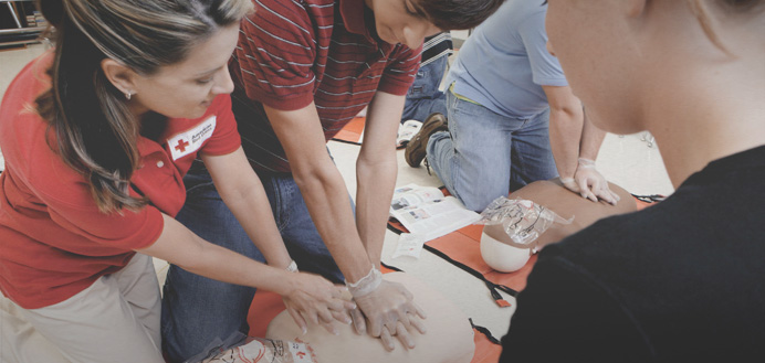 First Aid/CPR/AED for your students!