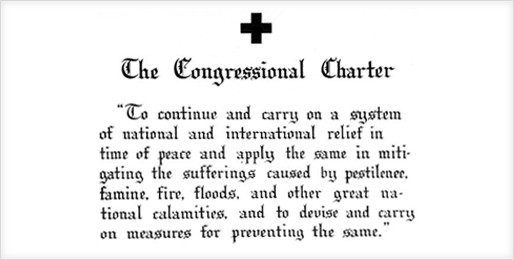 American Red Cross Congressional Charter