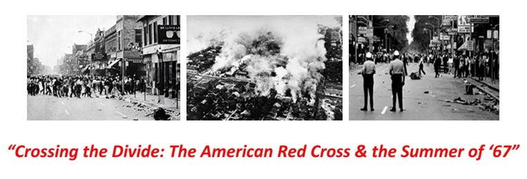 The American Red Cross & the Summer of '67