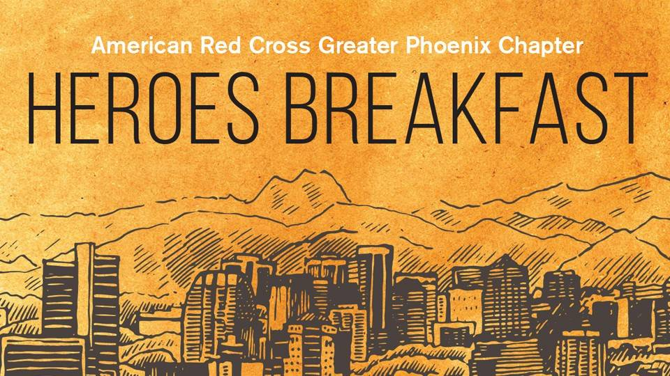Greater Phoenix Heroes Breakfast