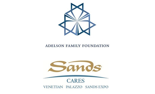 las vegas sands and adelson family foundation provide gifts totaling ...