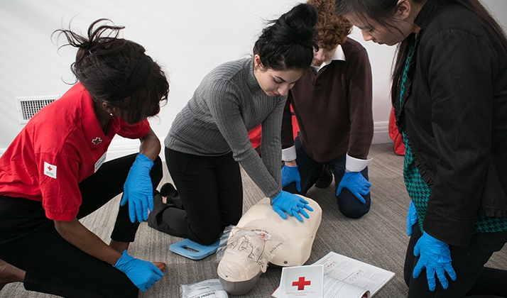 Hands Only CPR | Training | Red Cross