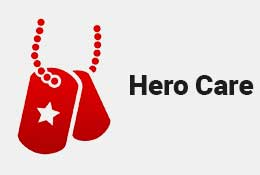 hero care app icon
