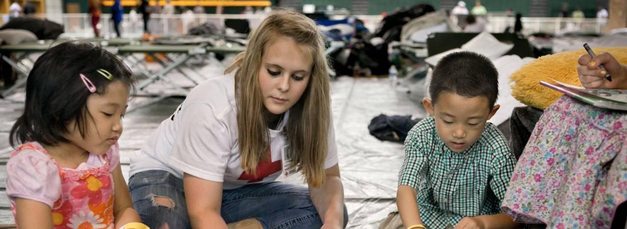 Volunteering for teens in dayton oh