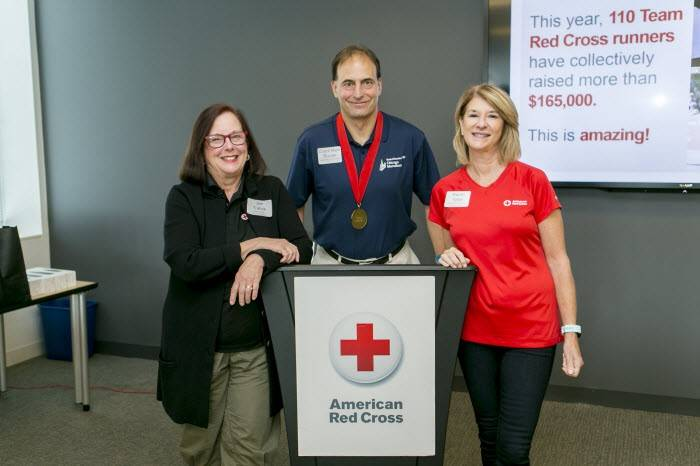 Chicago Red Cross Team Red Cross
