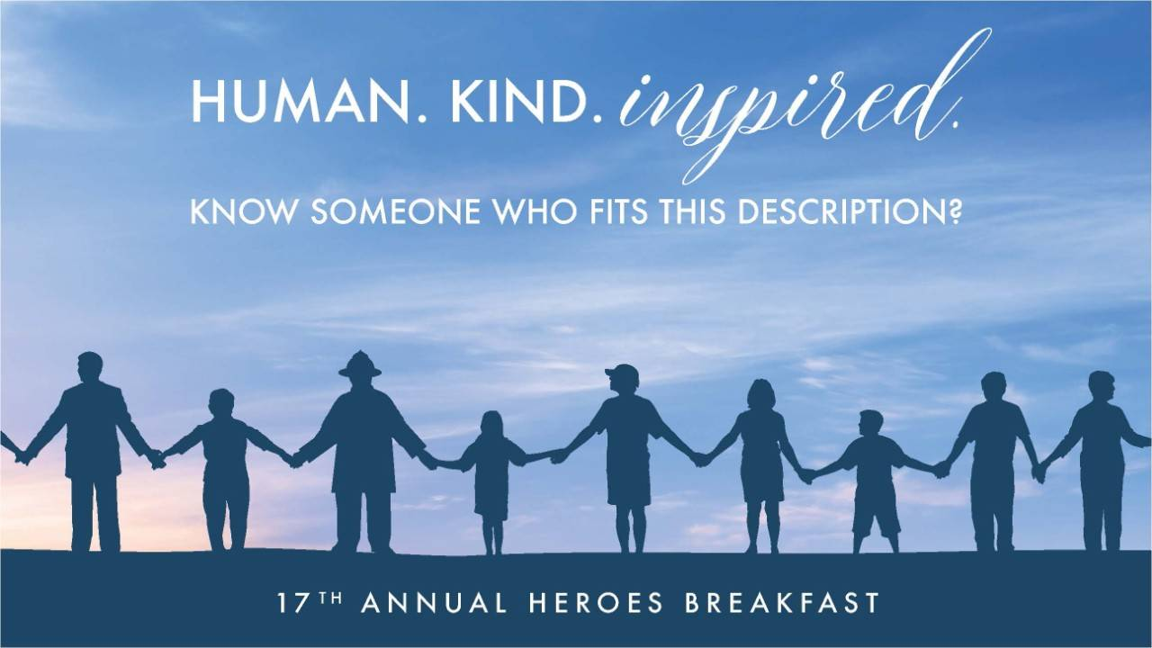 Chicago Red Cross Heroes Breakfast Banner