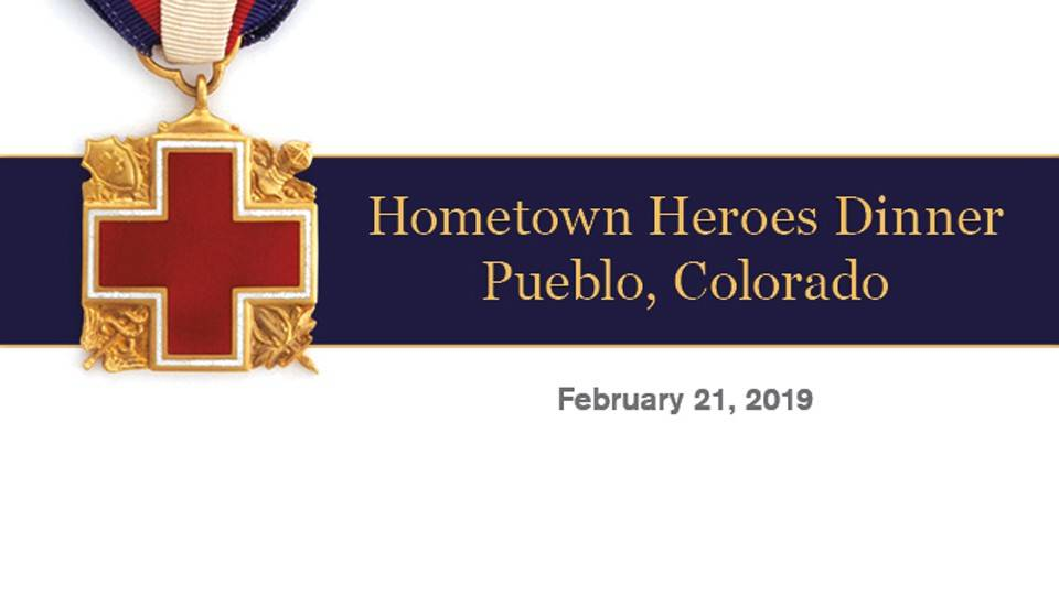 2019 Pueblo Hometown Heroes Dinner