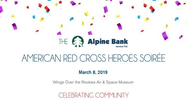 American Red Cross Heroes Soiree