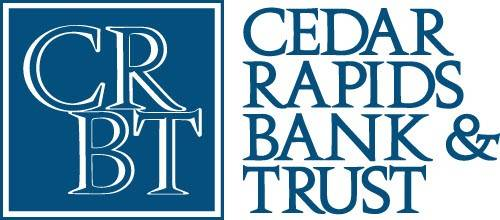 Cedar Rapids Bank logo