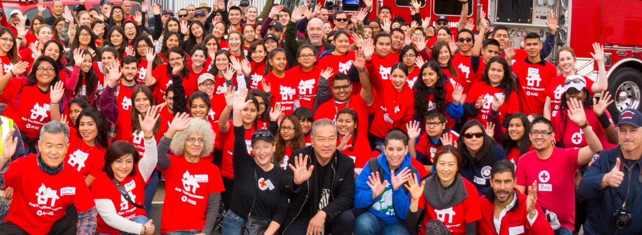 Volunteer | Los Angeles | American Red Cross