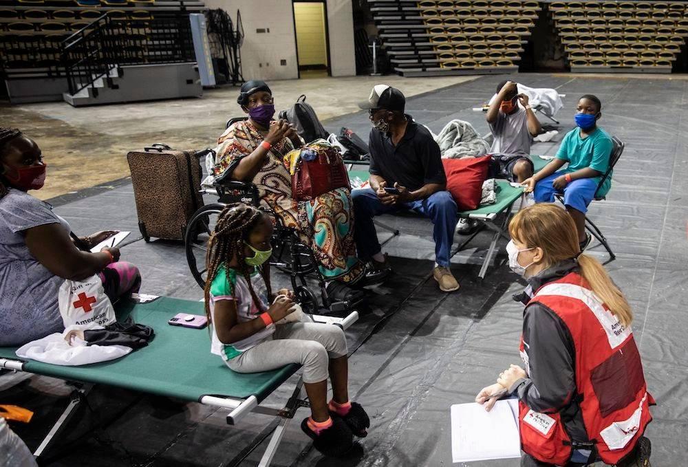 Hurricane Ida Response | Louisiana | Red Cross