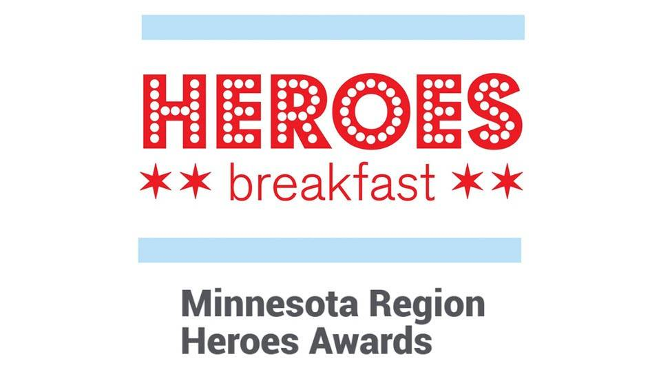 Minnesota Red Cross Heroes Breakfast