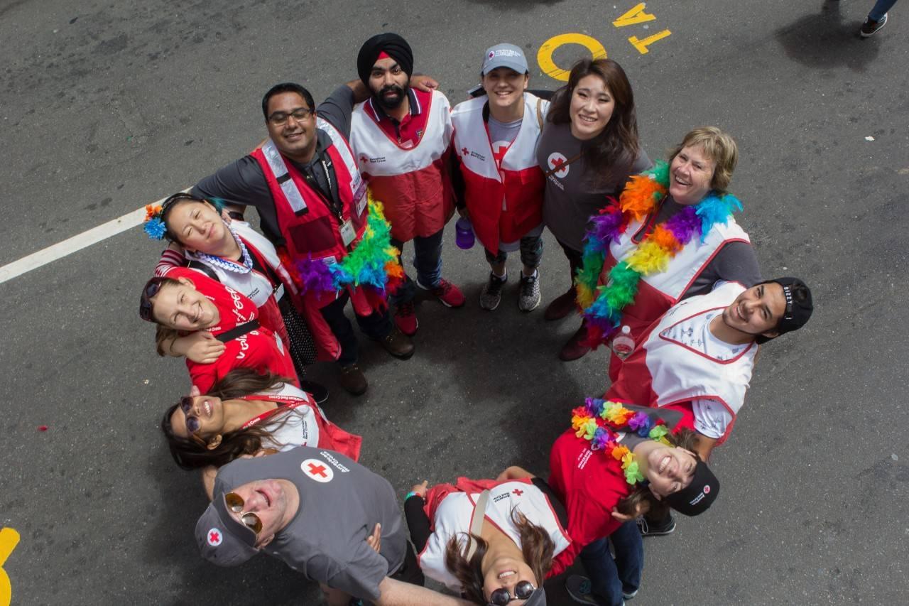 Volunteer | Northern California Coastal | Red Cross