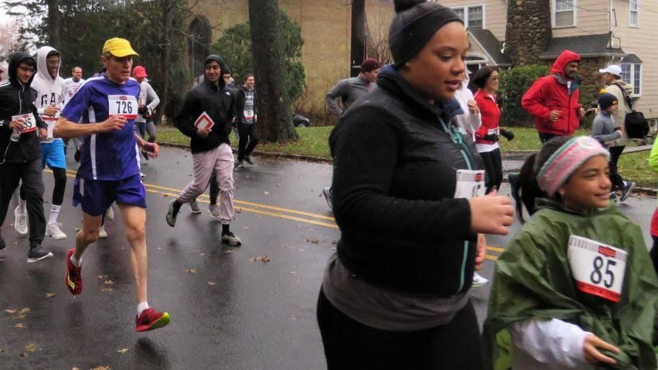 NJ Red Cross Run for the Red 5K