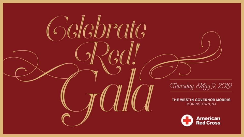 New Jersey Red Cross Celebrate Red event page banner