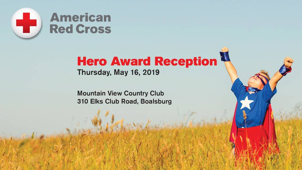 Hero Award Reception