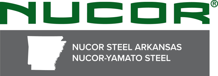 Nucor Steel logo