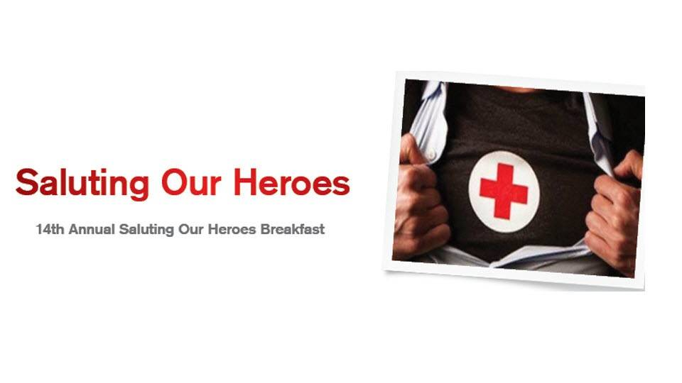 Central and Southern Illinois Red Cross Saluting our Heroes Breakfast