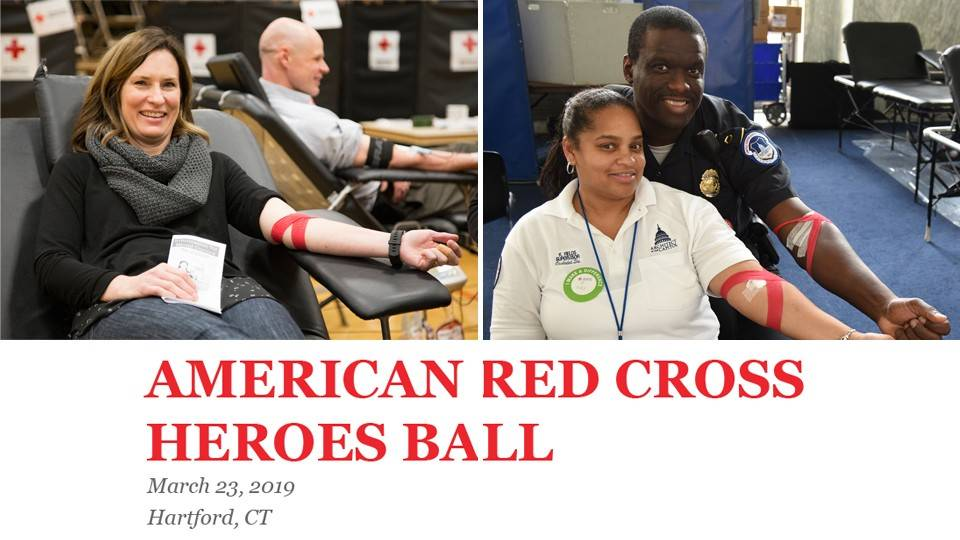 Connecticut Red Cross Heroes