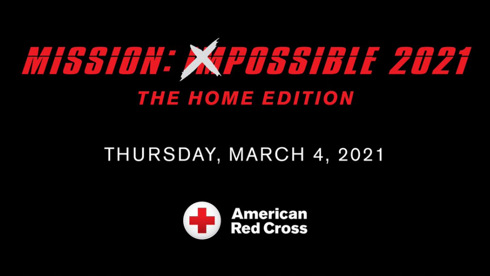 Red Cross of Connecticut Mission Possible event