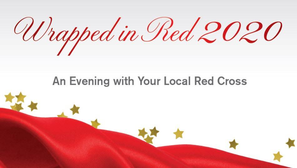 Mid Hudson Valley Red Cross Wrapped in Red Event