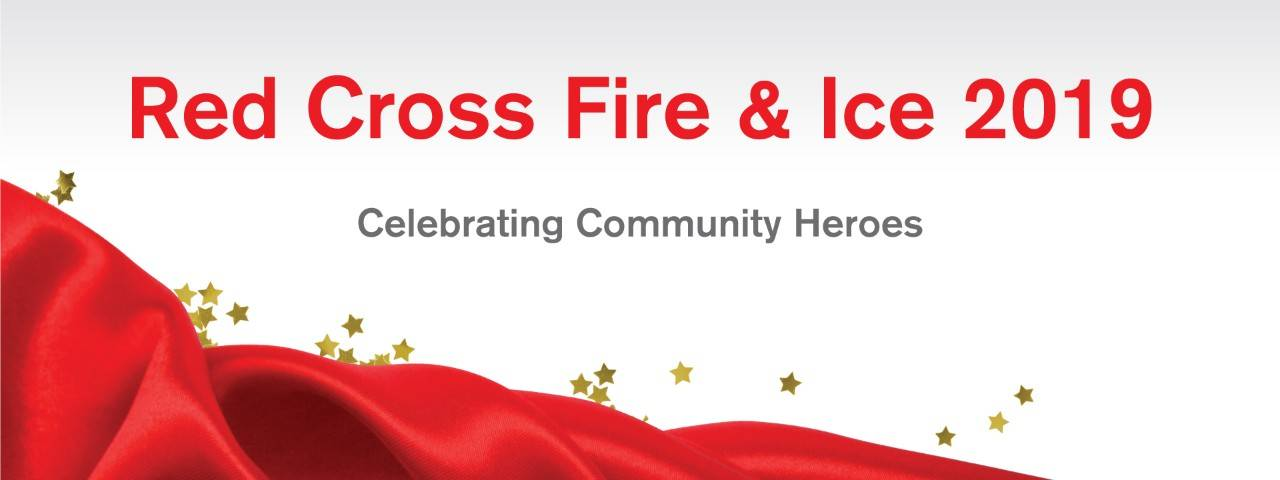 Red Cross of Eastern New York Fire & Ice event page banner