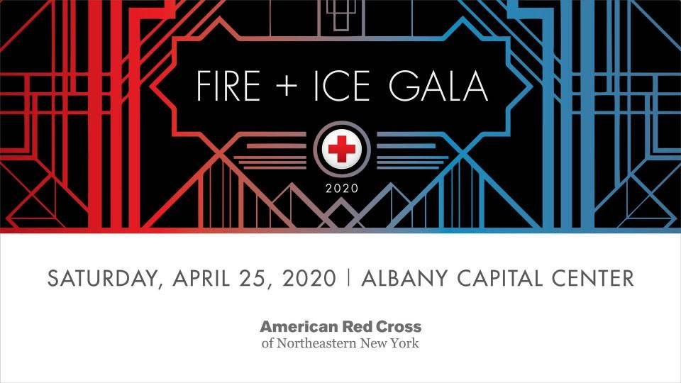 Eastern New York Red Cross Fire and Ice Gala