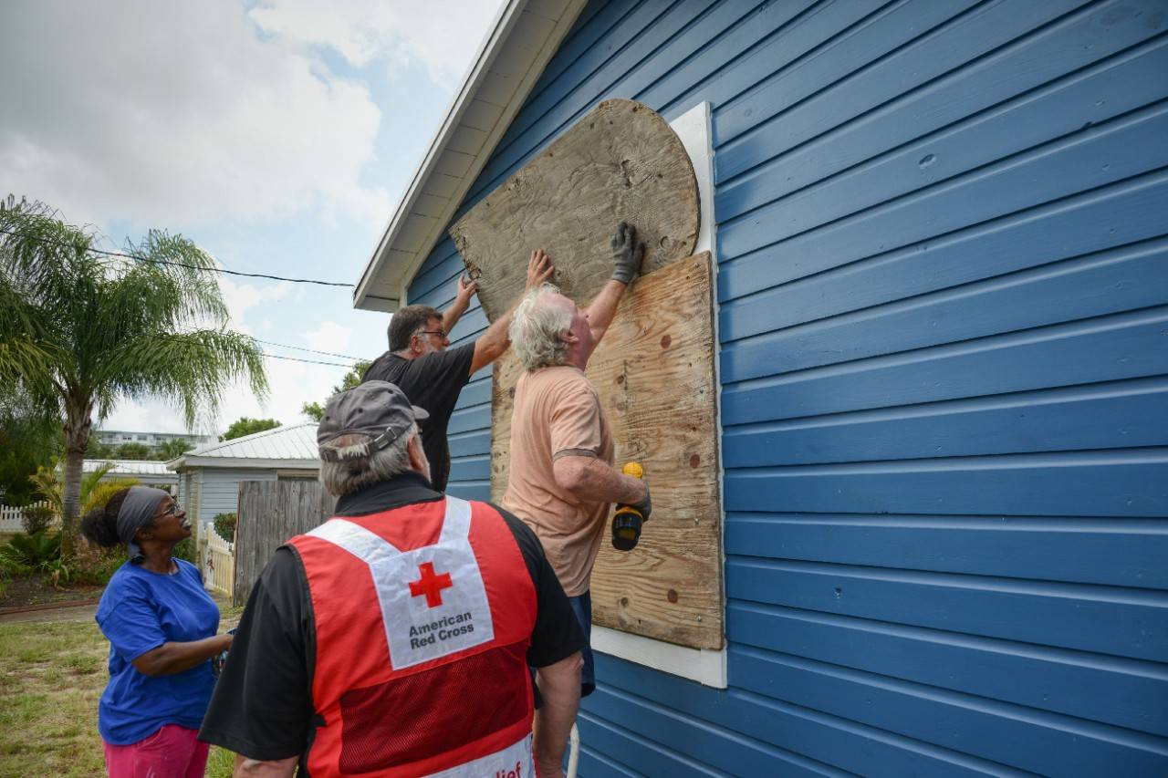August 31, 2019. Florida, Titusville.