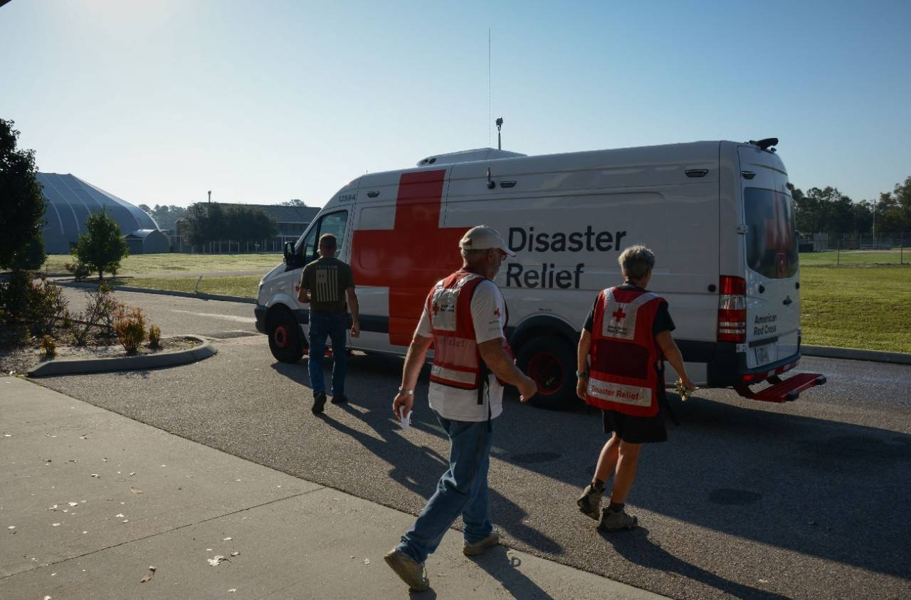 american red cross eastern north carolina