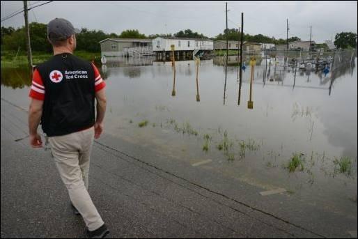 Hurricane Barry Flood Response   Louisiana   Red Cross