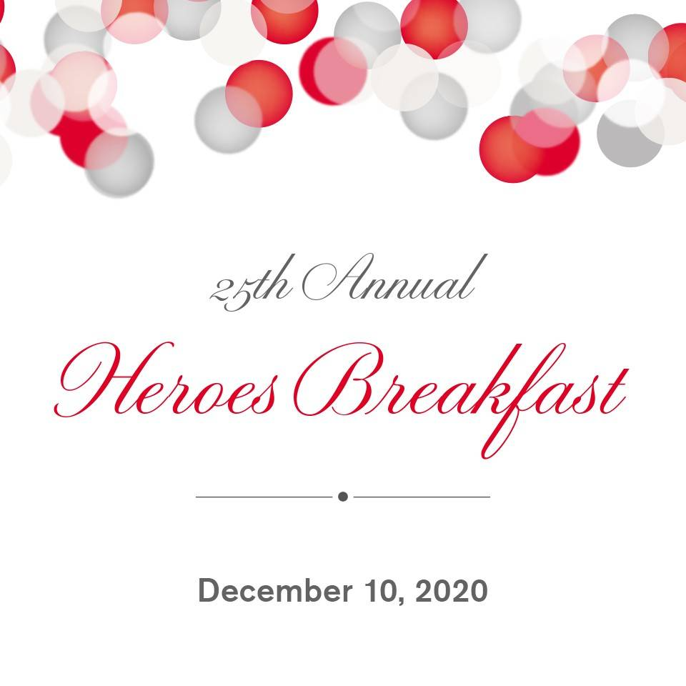 Annual Snohomish County Heroes Breakfast