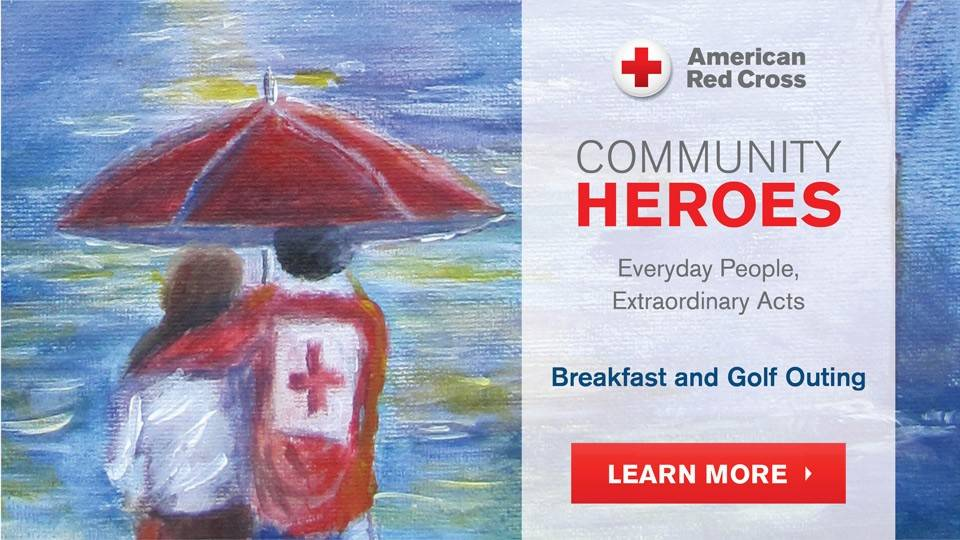Wisconsin Community Heroes Event Banner